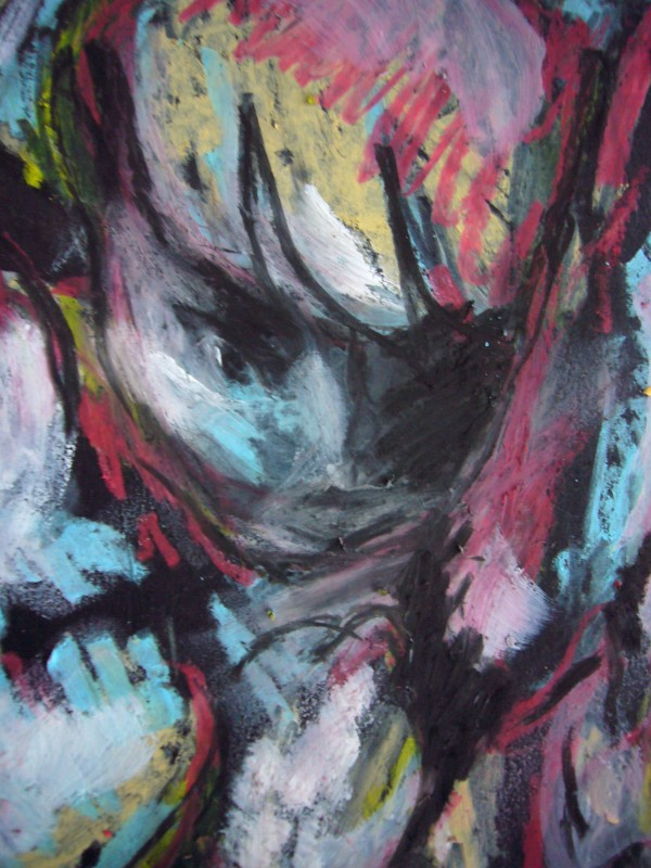 The Silent One - (SOLD)