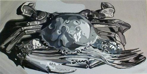 Grey Scales - (SOLD)