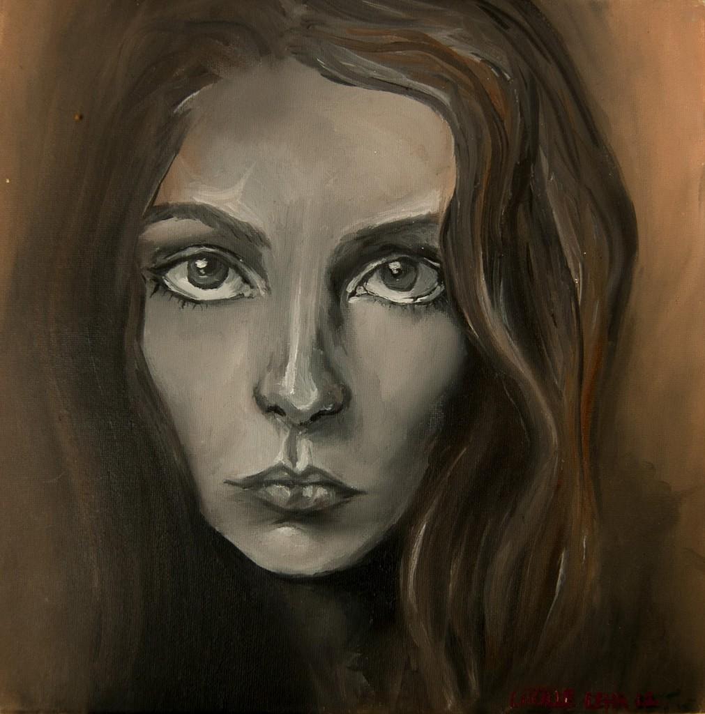 Portrait 1 - (SOLD)